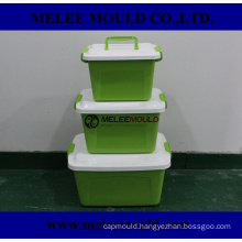 Plastic Stackable Green Portable Moulding