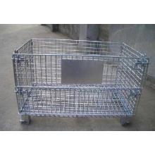 Wire Cage Storage
