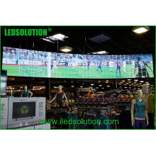 Ledsolution Indoor P6 Module Front Access Curve LED Display