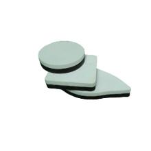 Белый ПУ МДФ комплект ювелирных изделий дисплея (НСТ-WLNT)