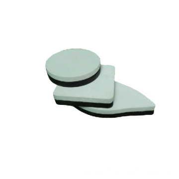 White PU MDF Jewelry Display Set (NST-WLNT)