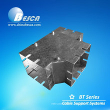 Tamaños WireWay de acero galvanizado en caliente (CE, UL, cUL, SGS)