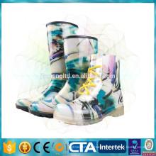 wholesale waterproof fashion rubber shoes