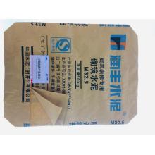Materiales de construcción profesional bolsas de embalaje de papel 50KG