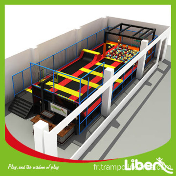 Trampoline s curis int rieure de chine kids pour les for Trampoline interieur