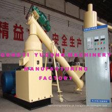 Máquina de briquetagem de biomassa Yugong - Rotação suave