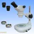 High Quality Stereo Zoom Microscope (JYC0850-BCT)
