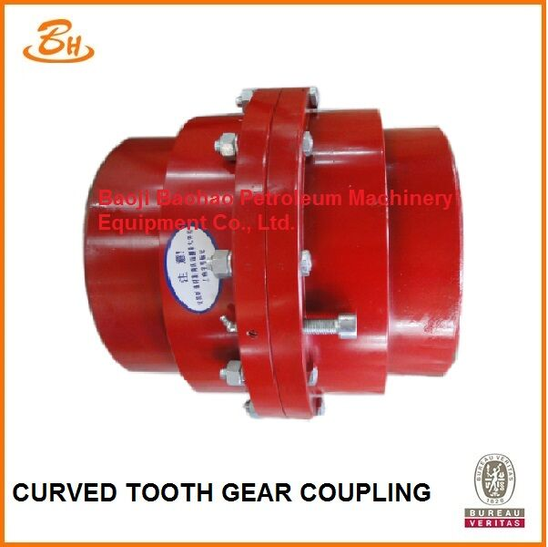rum - shaped teeth-shaft coupling