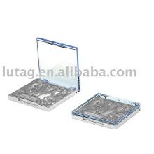 Косметическая упаковка пластик площади палитры теней для век