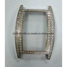 Caixa de relógio de aço inoxidável 316L de alta qualidade com cristais