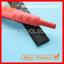 Heat Shrink Tubing for Fishing Rod 0.75 inches Red