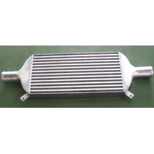 Teller-Fin-Wärmetauscher Auto Aluminium Ladeluftkühler
