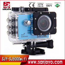 Original SJCAM SJ5000 Plus sport video action camera SJ5000+ WIFI 1080P 60FPS Helmet waterproof Camcorder Gopro Hero 4 for CX20