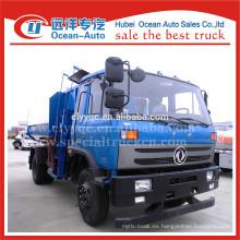 2015 nuevo camión de la basura del dongfeng 12m3 de la condición para la venta