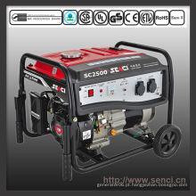 Mini gerador de gasolina de tipo magnético a motor para venda
