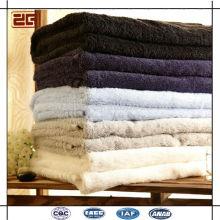 Benutzerdefinierte Größe geprägt Logo Cotton Hotel Hammam Handtücher