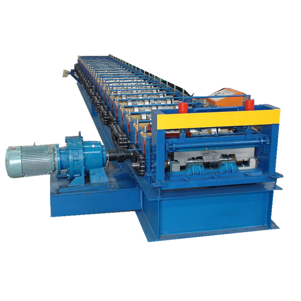 Floor Decking Cold Rolling Machine