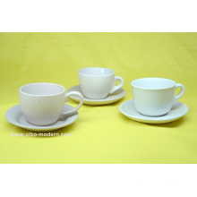 Porzellan Kaffeetassen in Imprintings ohne Griff (GS1065)