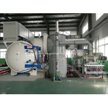 Vacuum Brazing Furnace for Aluminum Heat Exchanger