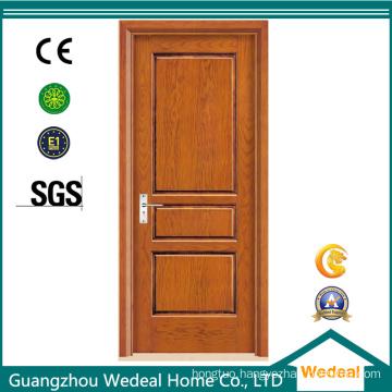 High Quality Flush Solid Wood Veneer Door