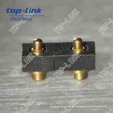 2pin Pogo Pin Connector para la tarjeta de PCB