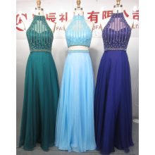 2 Piece Ball Gown Prom Dresses