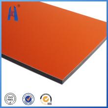 Decoración Material ignífugo Revestimiento exterior de pared Panel de aluminio