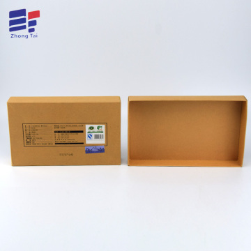 High Quality for China Supplier of Clothing Paper Gift Box, Garment Gift Paper Box, Apparel Paper Box Kraft paper tea packaging box supply to Indonesia Importers