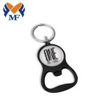 Metal Custom Logo Matte Black Bottle Opener