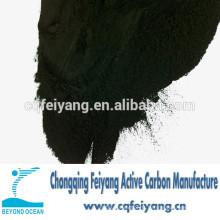 Carbone activé à base de bois de Decolorization de sucre