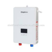 5500W instant heater geyser aquecedor para cozinha