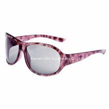 Promoción diseñador de moda polarizadas gafas de sol de las mujeres con la FDA - Mónaco 1970 (91060)