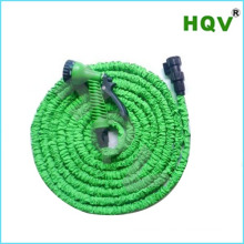25 ft garden hose pipe with plastic water gun