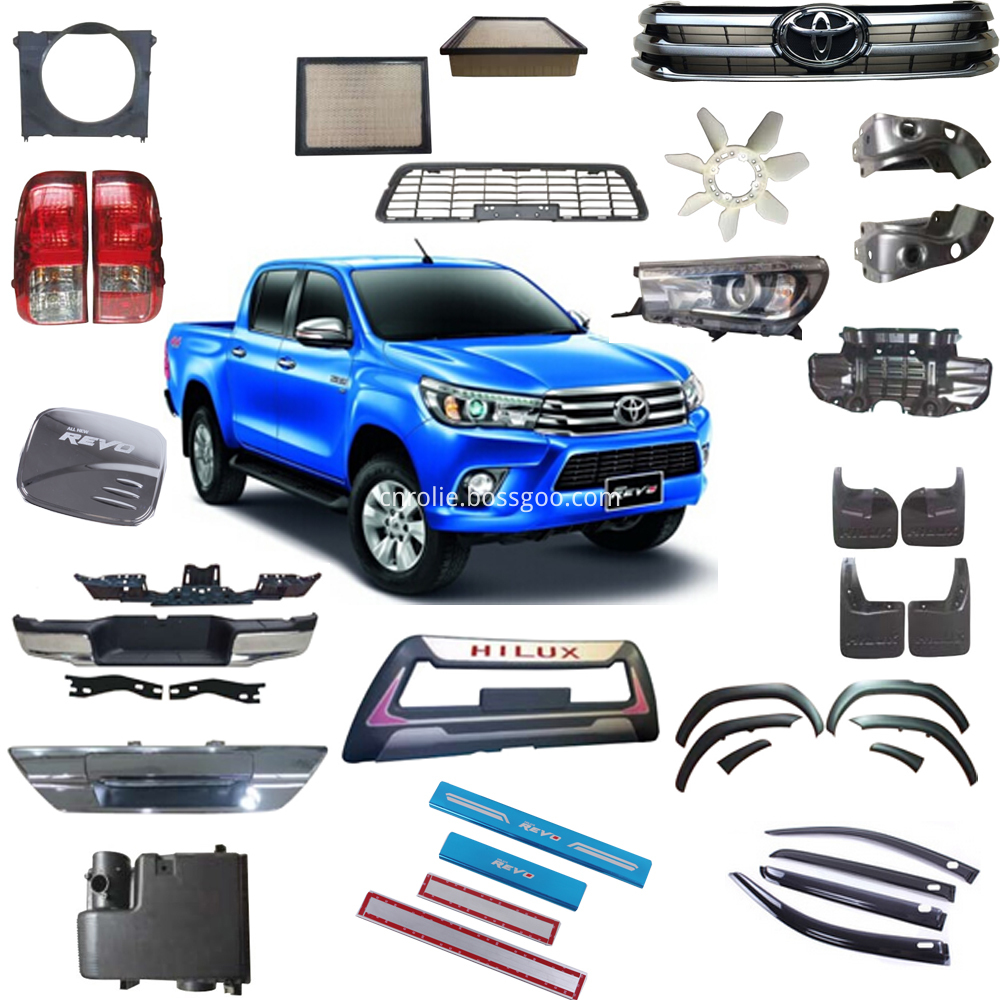 One-stop Auto Spare Replacement Parts Toyota Hilux Revo