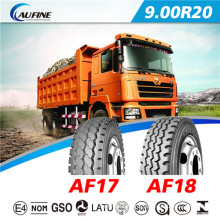 Radial Truck Tyre, Heavy Duty Tire (9.00R20)