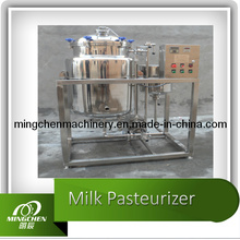 Machine de pasteurisation de jus de fruit / lait