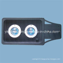 LED Aluminum Light Housing Parts with OEM Service
