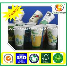 270g Jelley Cups PE Coated Cup