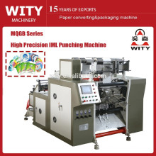Machine de découpe d'étiquettes IML