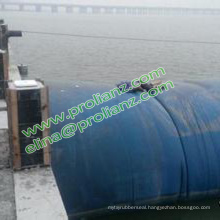 China Round Rubber Dam to Pakistan