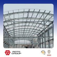 diseño de edificios de estructura de acero prescindible famosa de alta calidad