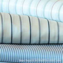 Polyester-Viscose Stripe Lining Fabric for Apparel