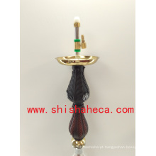 De alumínio Shisha Chicha fumar cachimbo Nargile Hookah