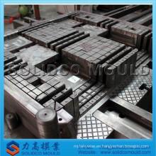 Molde plástico de la plataforma de TaiZhou, molde plástico de la bandeja, molde plástico de la plataforma del envío