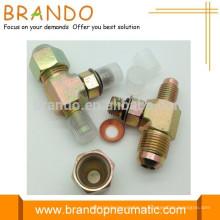T клапан и колпачок для холодильной системы