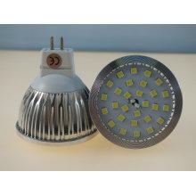 Nouveau Dimmable 12V 60PCS 3528 SMD MR16 Down Light Spotlight Ampoule