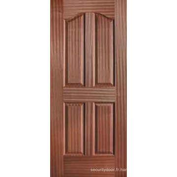 Peau de porte de placage / peau de porte Moudled (YF-V02)