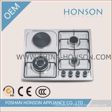 Plaque de cuisson électrique à gaz Plaque de cuisson électrique à gaz