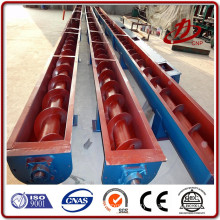 Flexible screw conveyor machine for grain flyash cement with large capacity