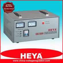 4000W Contrôle du servomoteur régulateur de tension automatique / stabilisateur de tension
